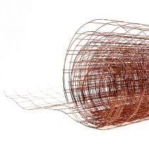 Rete metallica in rame 35 cm x 5 m