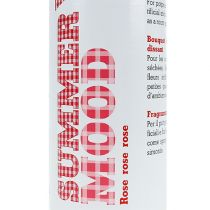 Profumo spray rosa 400ml