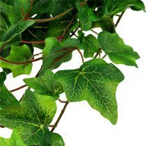 Pianta di edera verde artificiale 130 cm