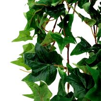 Edera verde artificiale 85 cm