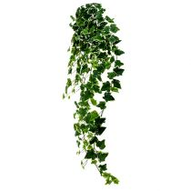 Appendiabiti Ivy real-touch verde-bianco 130cm