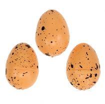 Polistirolo all'uovo arancione 3,5 cm 24 pezzi