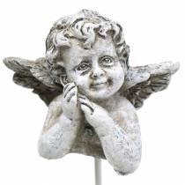 Tomba decorativa per gioielli angelo 3,5 cm 8 pezzi
