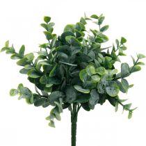Eucalipto artificiale decorazione matrimonio rami di eucalipto verde H26cm
