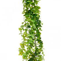 Decorazione di nozze ghirlanda di eucalipto verde artificiale 122 cm