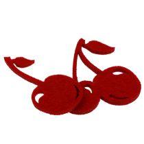 Sentivo ciliegie rosse 32 pezzi