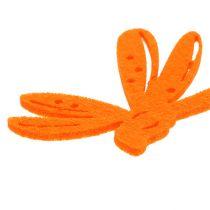 Feltro Decorazione da controllare Orange 24 pezzi