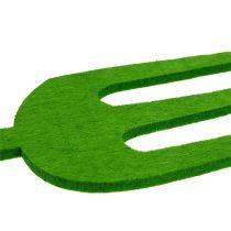 Sentivo attrezzo da giardino verde 4 pezzi
