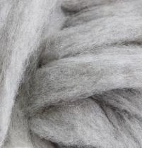 Rivetto in lana 10m grigio