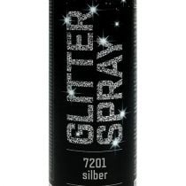 Spray glitter argento 400ml
