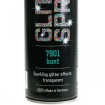 Spray glitter per creare tinsel di vernice spray colorata 400ml