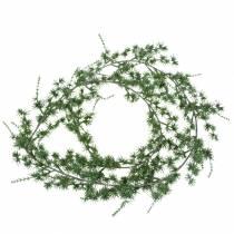 Ghirlanda Conifere Grigio-Verde 167cm