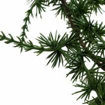Ghirlanda di conifere verde 167 cm