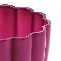 """Vaso in vetro """"Bloom"""" Erika Ø14cm H17cm"""