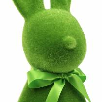 Coniglio floccato 49 cm Diversi colori