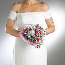 Porta bouquet da sposa in schiuma floreale Ø7cm 16cm 6 pezzi