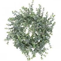 Decorazione di nozze corona di eucalipto artificiale Ø25cm