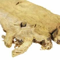 Dischi decorativi in legno naturale 1kg