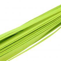 Strisce di legno verde primavera 95 cm - 100 cm 50 pezzi