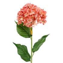 Ortensia rosa 80cm 1p
