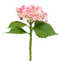 Ortensia rosa 33 cm