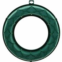 OASIS® IDEAL anello universale in schiuma floreale verde Ø27,5cm 3 pezzi