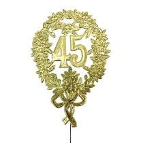 Numeri anniversario Oro