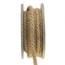 Corda di iuta naturale Ø8mm 7m
