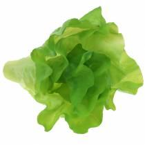 Insalata di foglie artificialmente real-touch 17 cm
