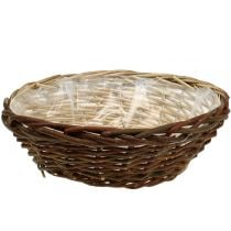 Basket Bowl Basket per piante Ø45cm H14cm