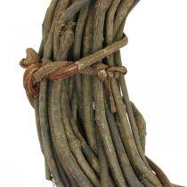 Ghirlanda decorativa fatta di rami naturali Ø40cm ghirlanda naturale