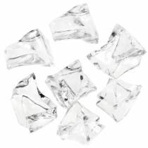 Cubetto di ghiaccio decorativo trasparente 3cm - 4cm 500g