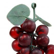 Uva artificiale Bordeaux 10 cm