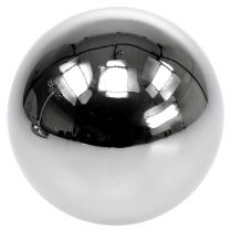 Palline in acciaio inox decoro Ø8cm 6pz