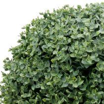 Palla di bosso verde artificiale Ø38cm
