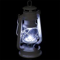 Lanterna a LED dimmerabile bianco caldo 24,5 cm con 15 lampade