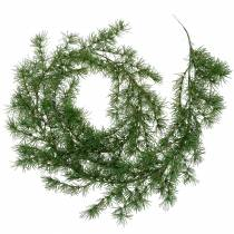 Ghirlanda di larice verde 160 cm