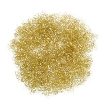 Tinsel metallico riccio oro 50g