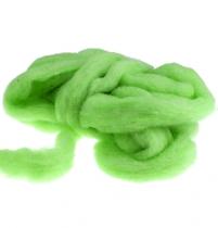 Tappeto di lana verde 10m
