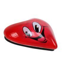 Magnete Cuore Smeili Rosso 4cm 6pz