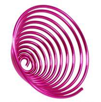 Vite in metallo vite filo rosa 2 mm 120 cm 2 pezzi