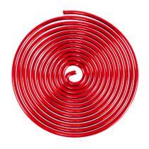 Vite per filo di alluminio vite in metallo rosso 2mm 120cm 2 pezzi