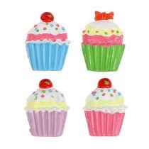 Mini Cupcakes colorati 2,5 cm 60 pezzi
