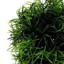 Mini palla d'erba Ø12cm verde scuro 1p