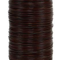Filo di mirto marrone 0,35 mm 100 g
