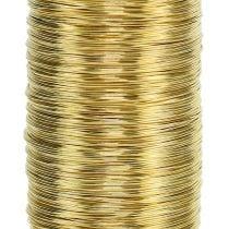 Filo di mirto oro 0,30mm 100g