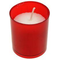 Candela di ricarica per luce grave Inserto di ricarica Grablampen rosso 20 pezzi