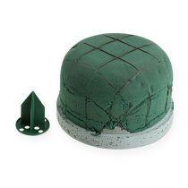 Schiuma per urne con supporto per spina grande Ø10,5 cm 3 pezzi