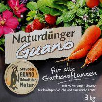 Compo fertilizzante organico con guano 3kg