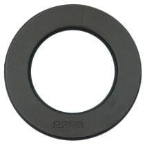 Anello in schiuma floreale OASIS® Black Naylor Base® 35cm 2 pezzi